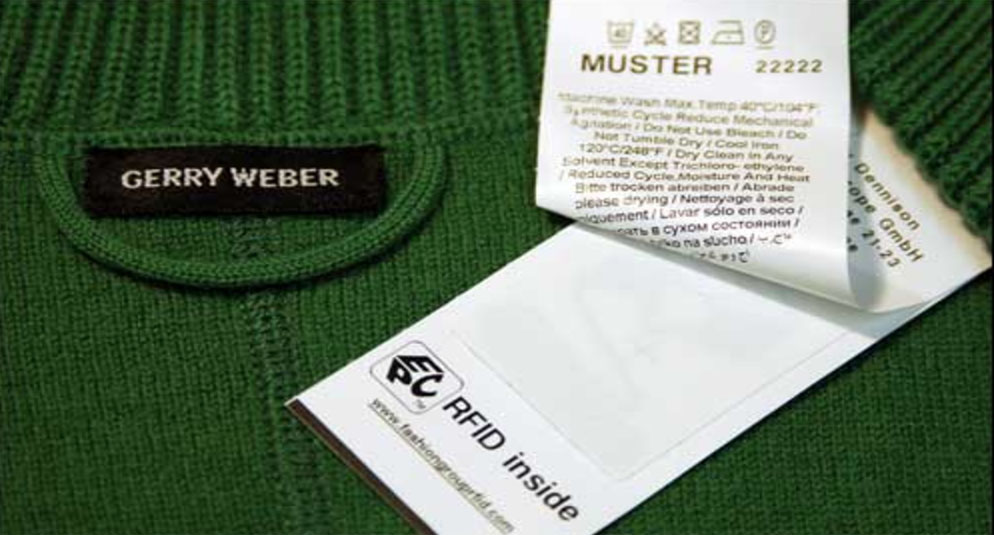 Fashion RFID
