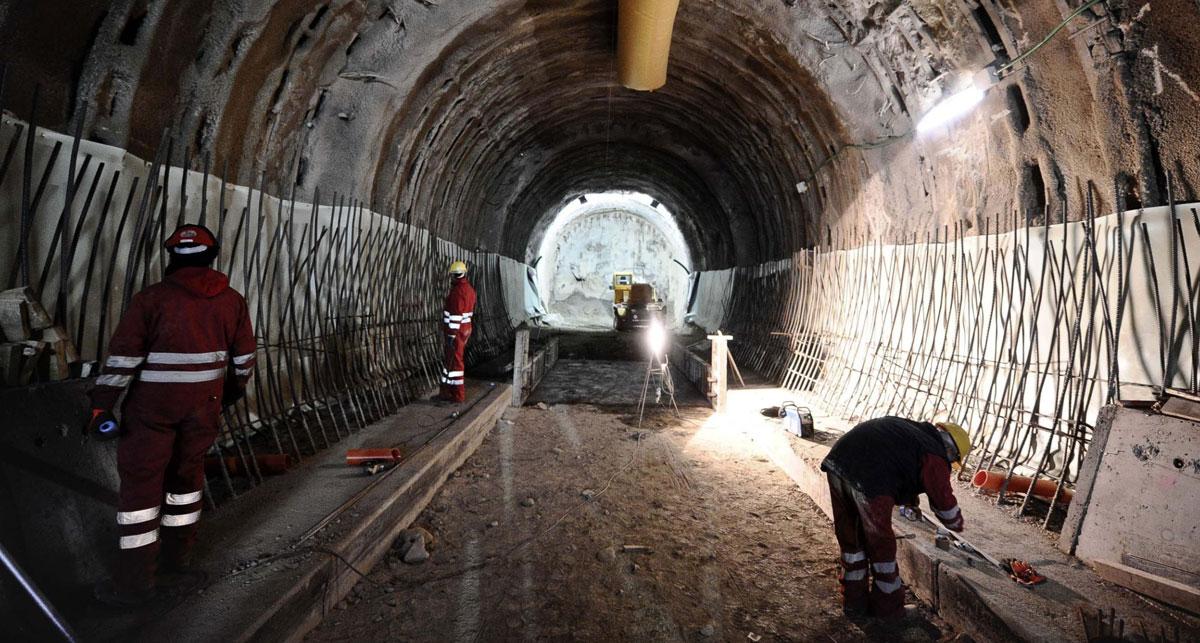 gallerie rfid tunnel intelligenti