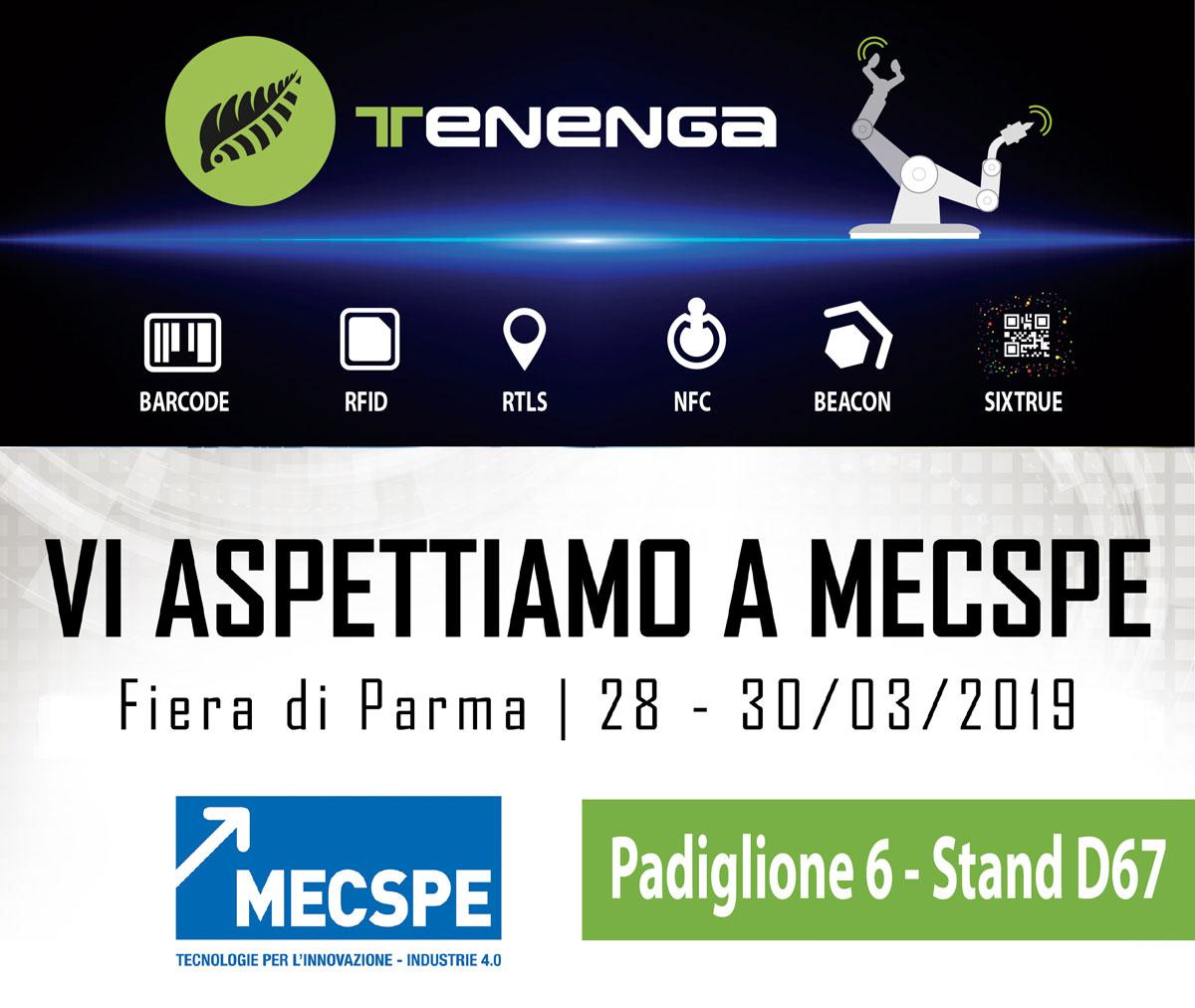 MECSPE 2019 INVITO