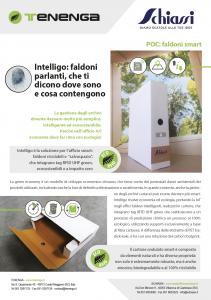 porta documenti ecologico IoT