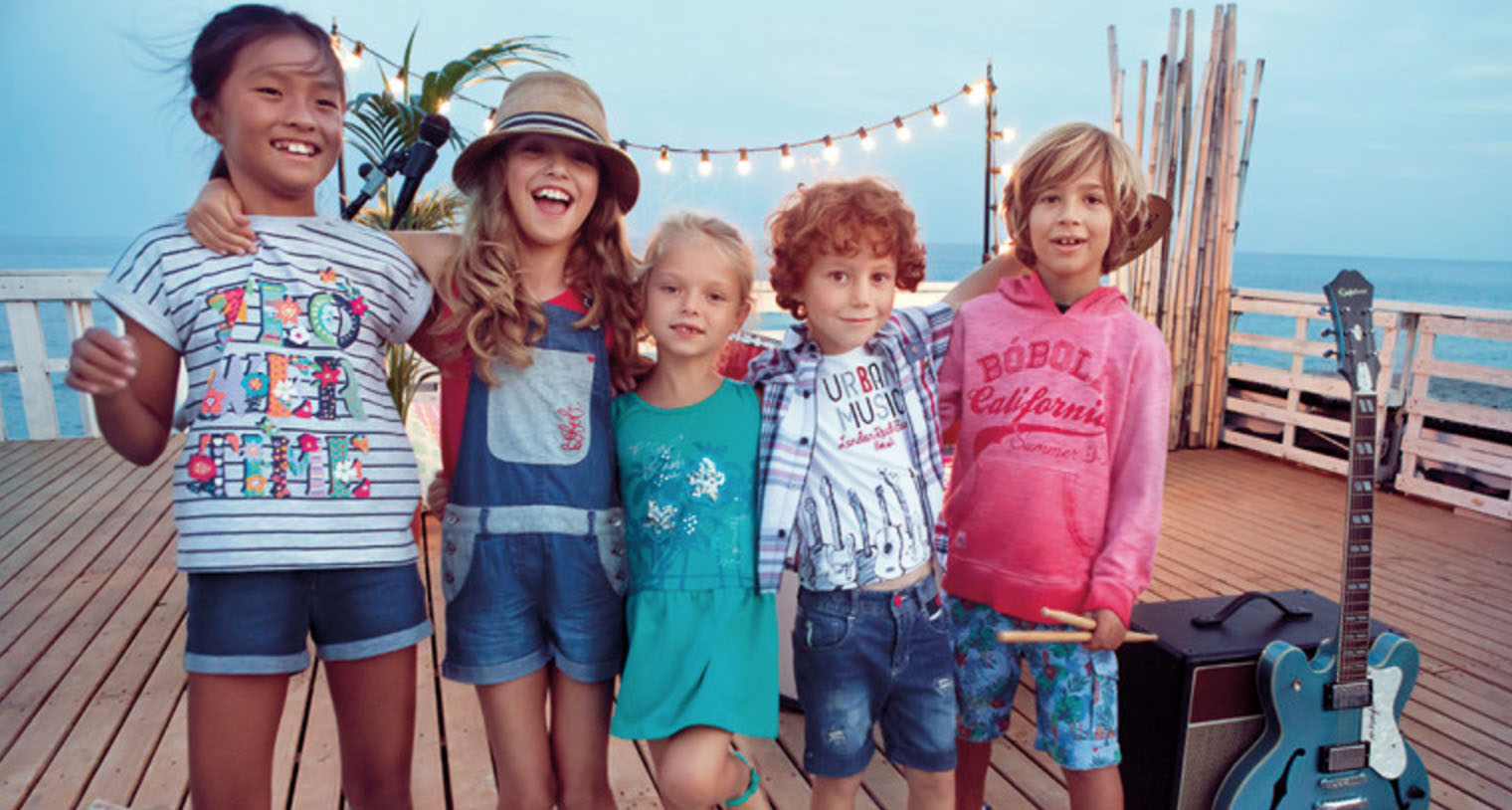 Tag RFID abbigliamento bambini