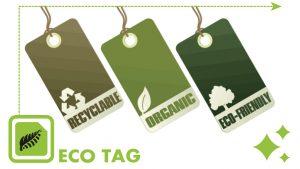eco tag fashion