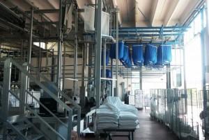 lavanderia industriale RFID