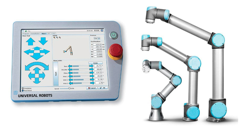 robot collaborativi cobot